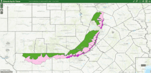 Edwards Aquifer Online Map