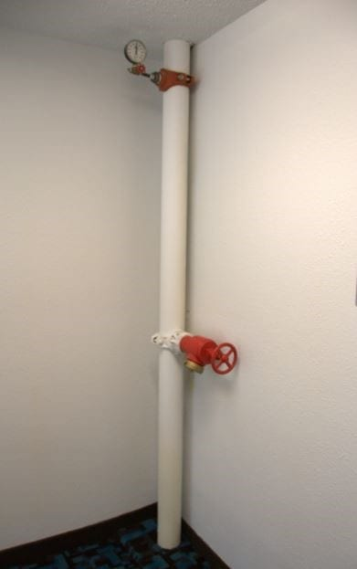 Fire Protection Standpipe