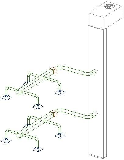 Ductwork Diagram