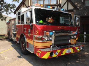 City of Austin Fire Access
