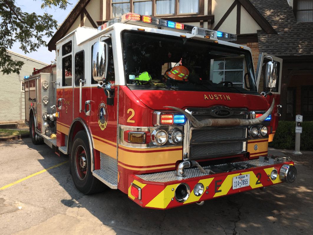 City of Austin Fire Access