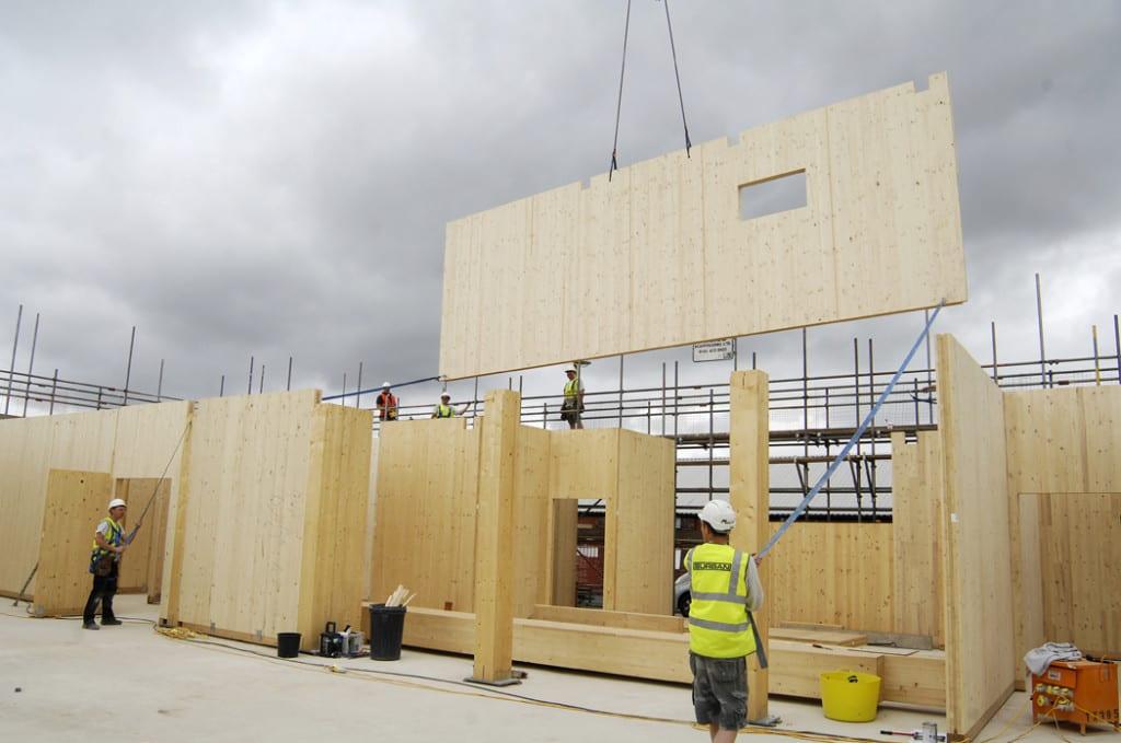 CLT Construction