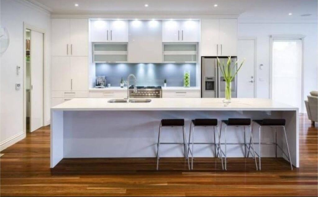 Kitchen LED Lighting Design