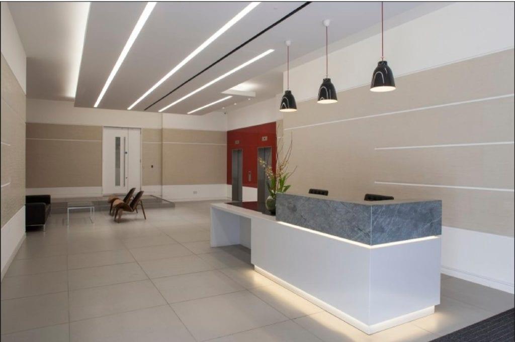 LED light fixture design engineering