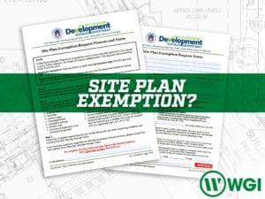 Site Plan Exemption Austin