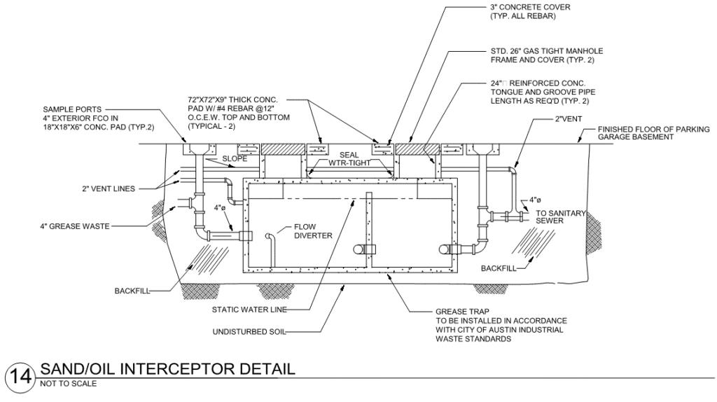 Sand Oil Separator