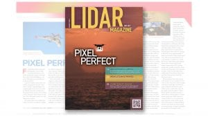 Lidar Magazine May 2017