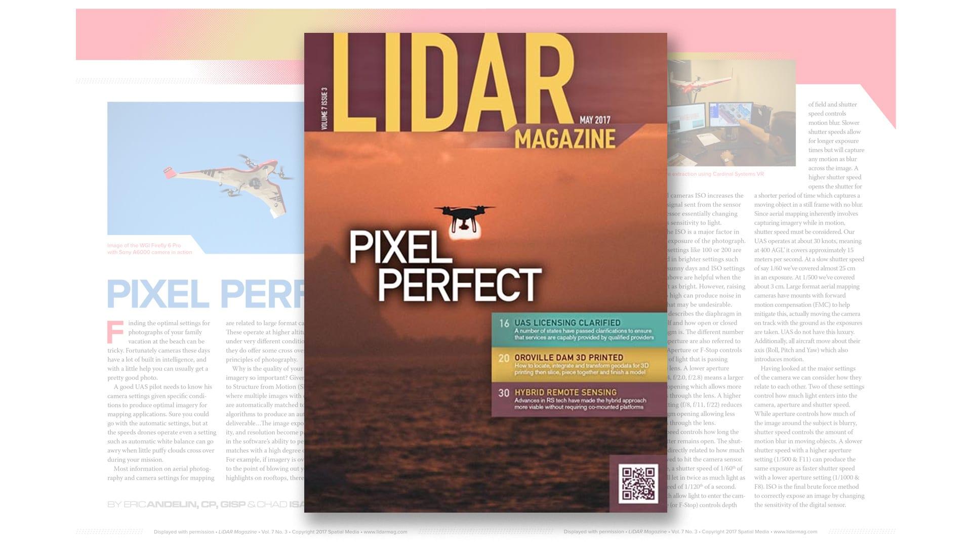 Lidar Magazine May 2017
