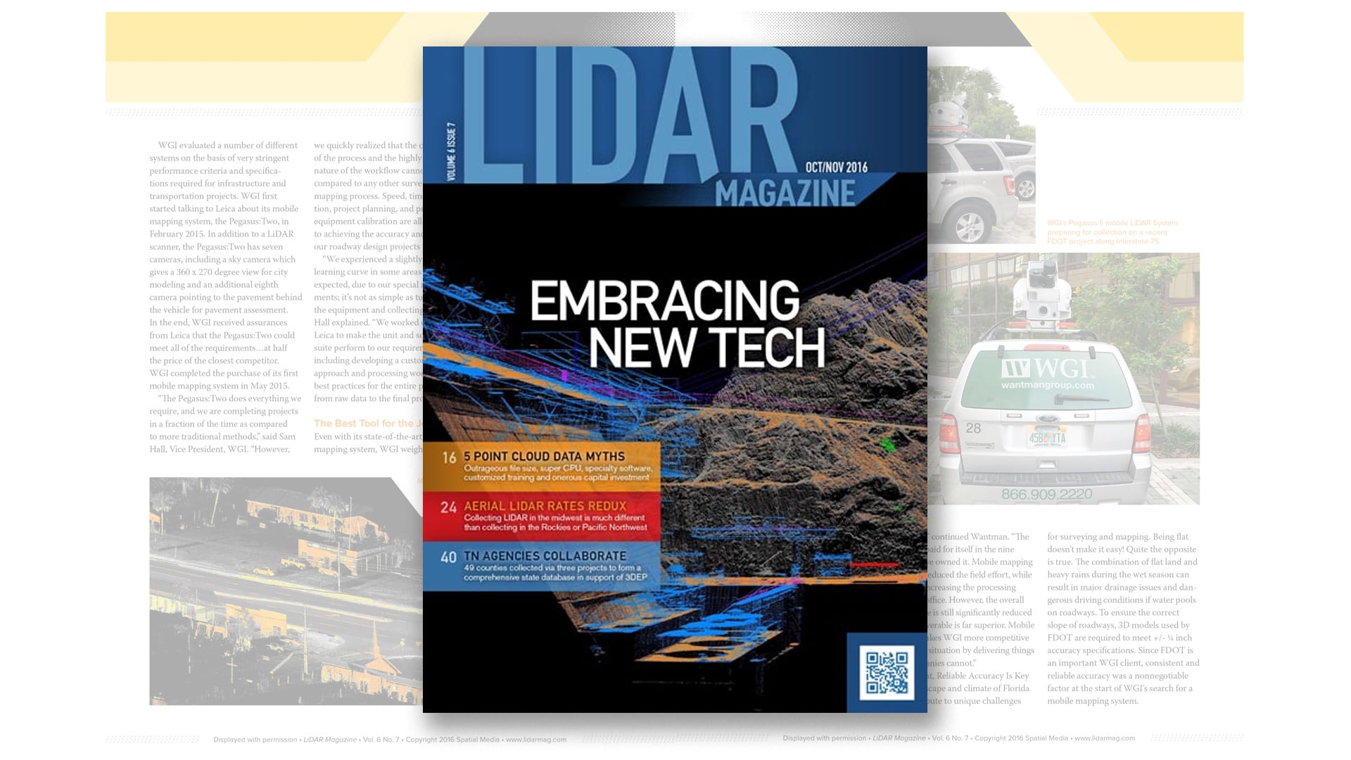 Lidar Magazine Oct Nov 2016