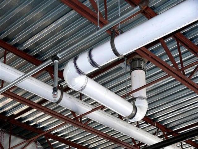 PVC Roof drain pipe