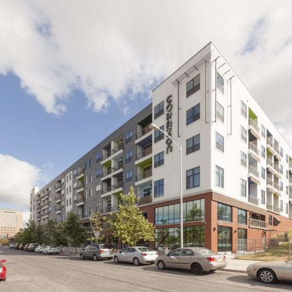 Corazon Vertical Mixed Use