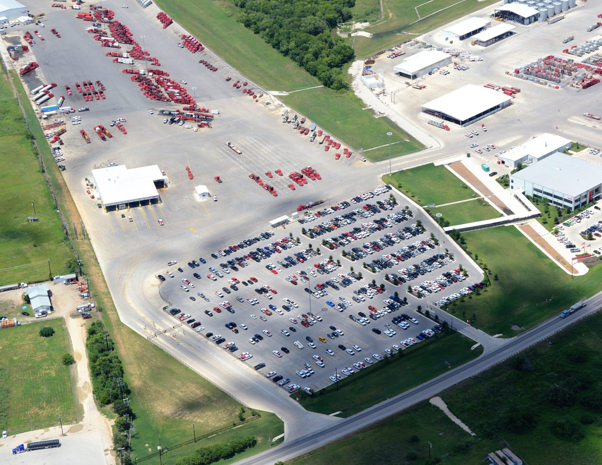 Halliburton San Antonio Operations Center - WGI