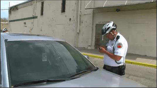 El Paso Parking