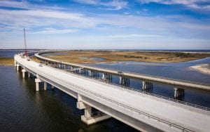 NCDOT - Herbert C. Bonner Bridge - Oregon Inlet, NC