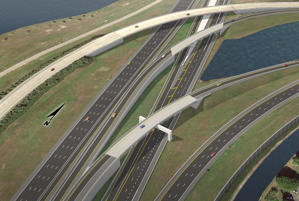 Homestead Extension of Florida's Turnpike (HEFT) engineering