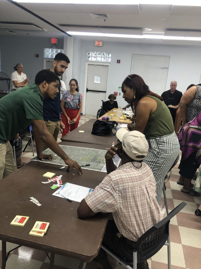 Land Planning community