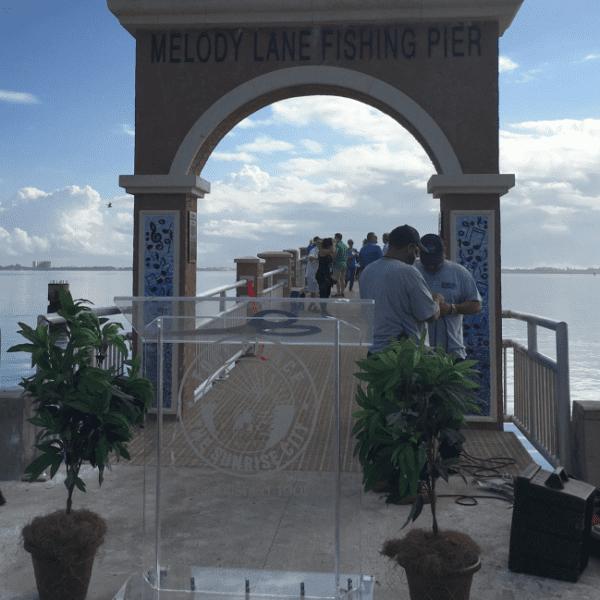 Melody Lane Fishing Pier