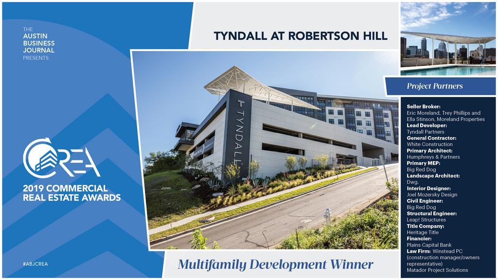 Tyndall at Robertson Hill