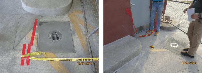 new floor drains