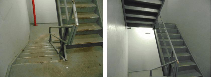 Original Stair Tower