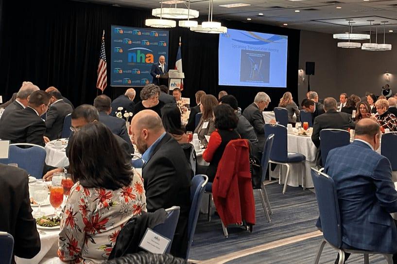 North Houston Association meeting
