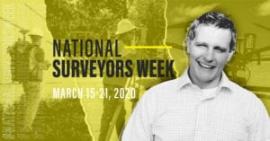 National Surveyors Week Jim Sullivan