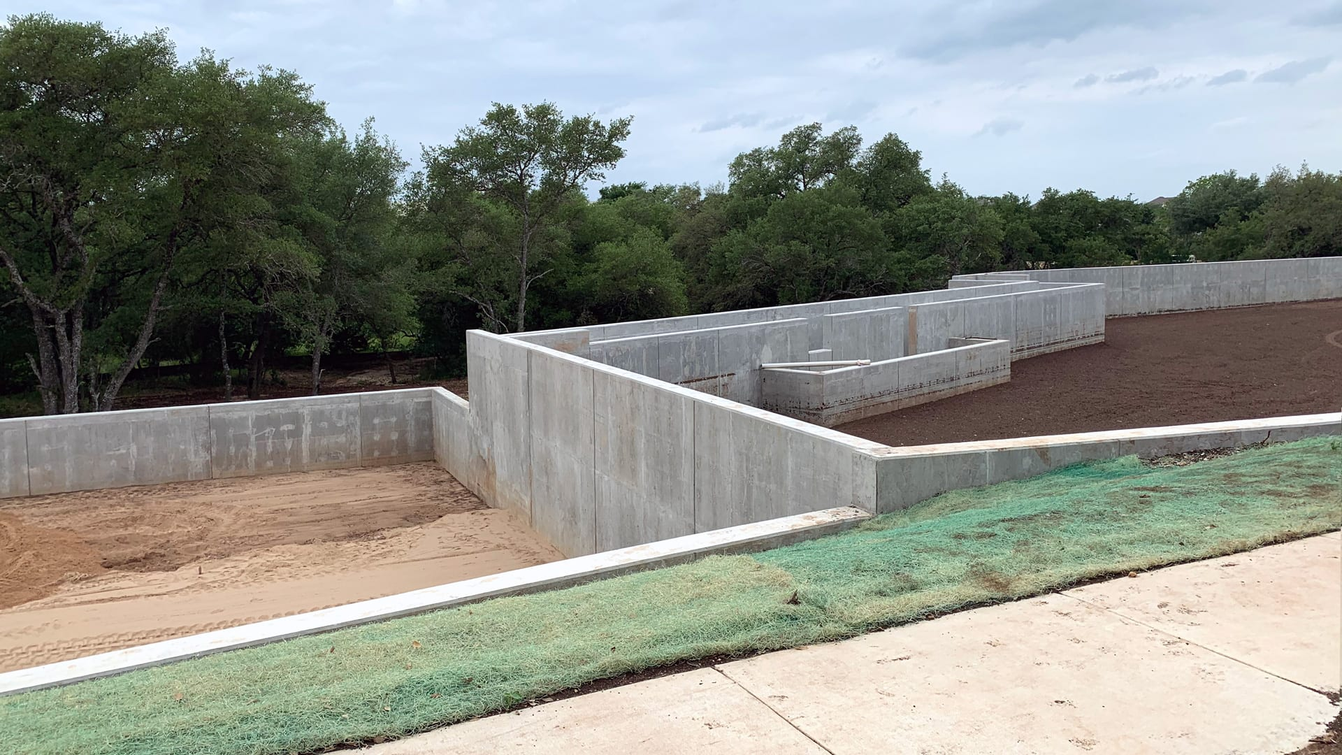Austin Stormwater Pond
