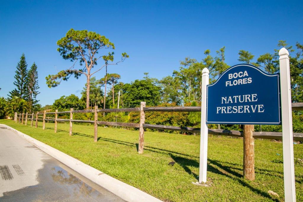 Boca Flores Nature Preserve
