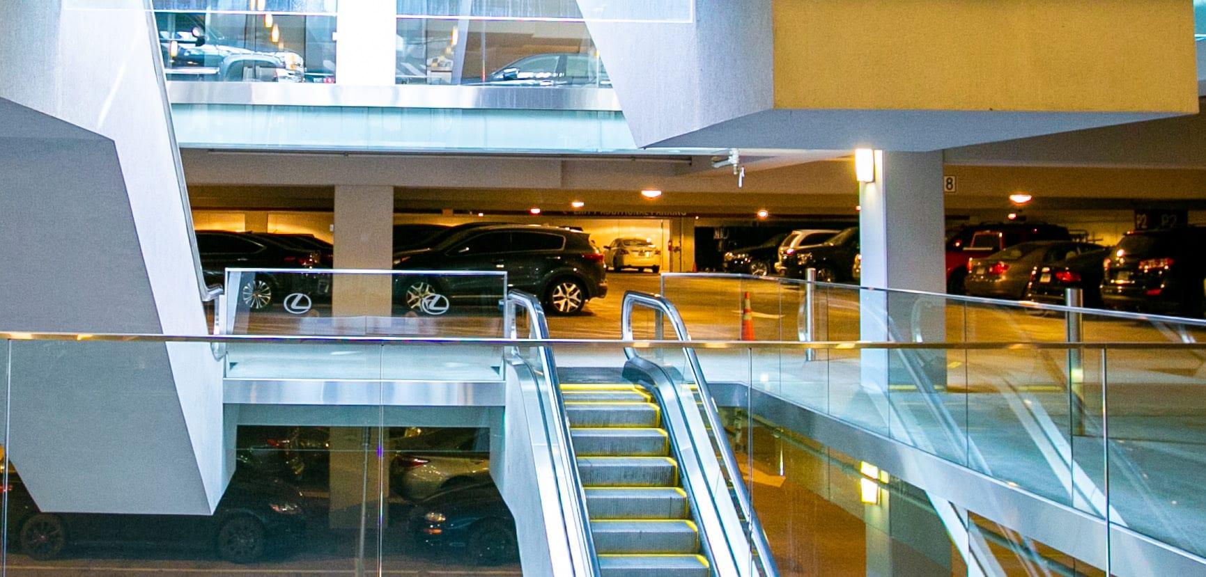 Transit Oriented Development Parking