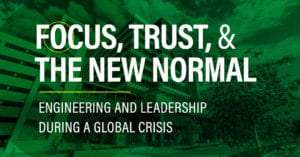 Focus Trust and the New Normal