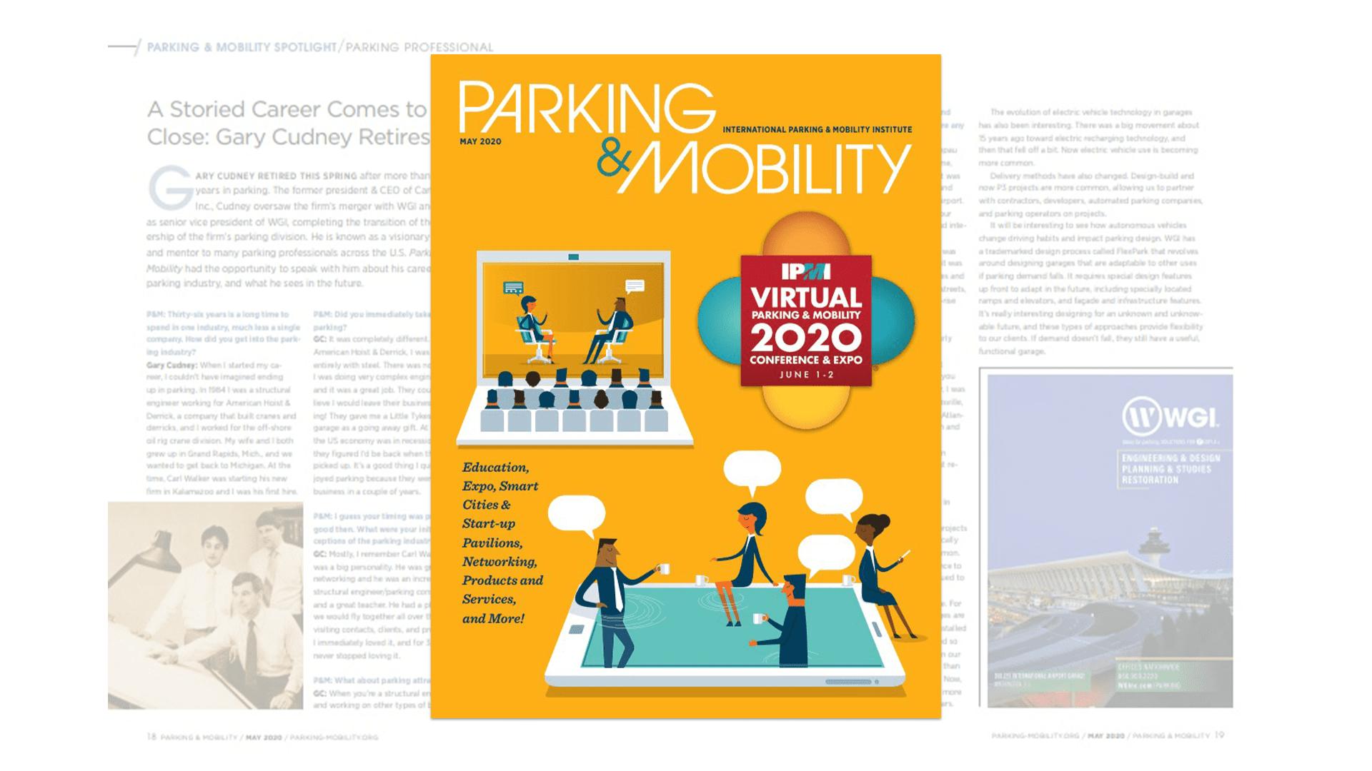 Parking & Mobility Magazine