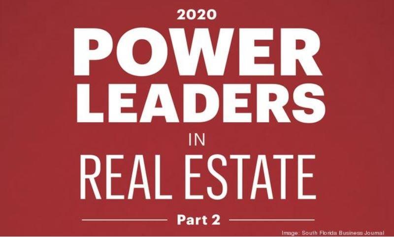 power leaders in real estate sfbj