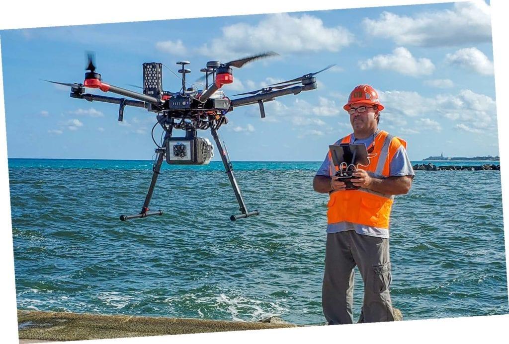 drone geo