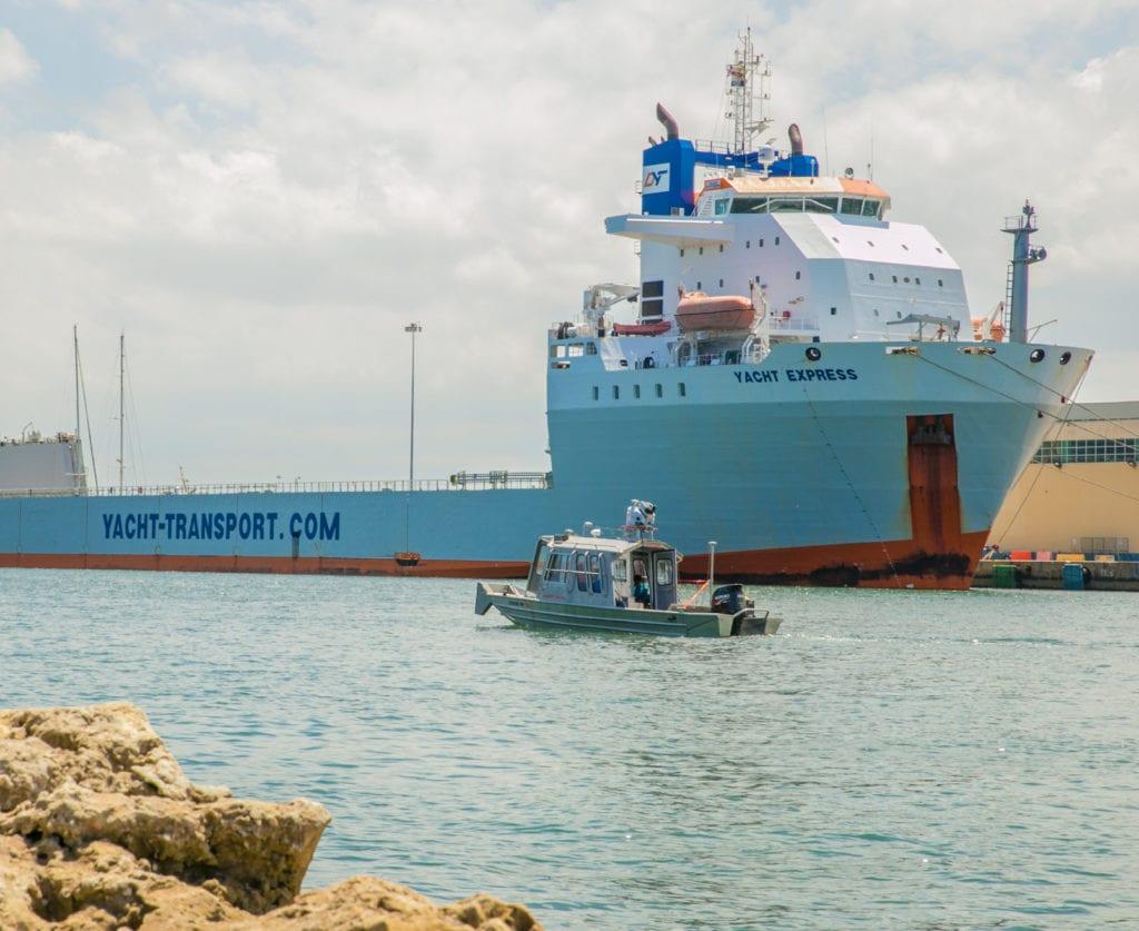 Hydrographic Survey, Port Everglades, Fort Lauderdale, FL