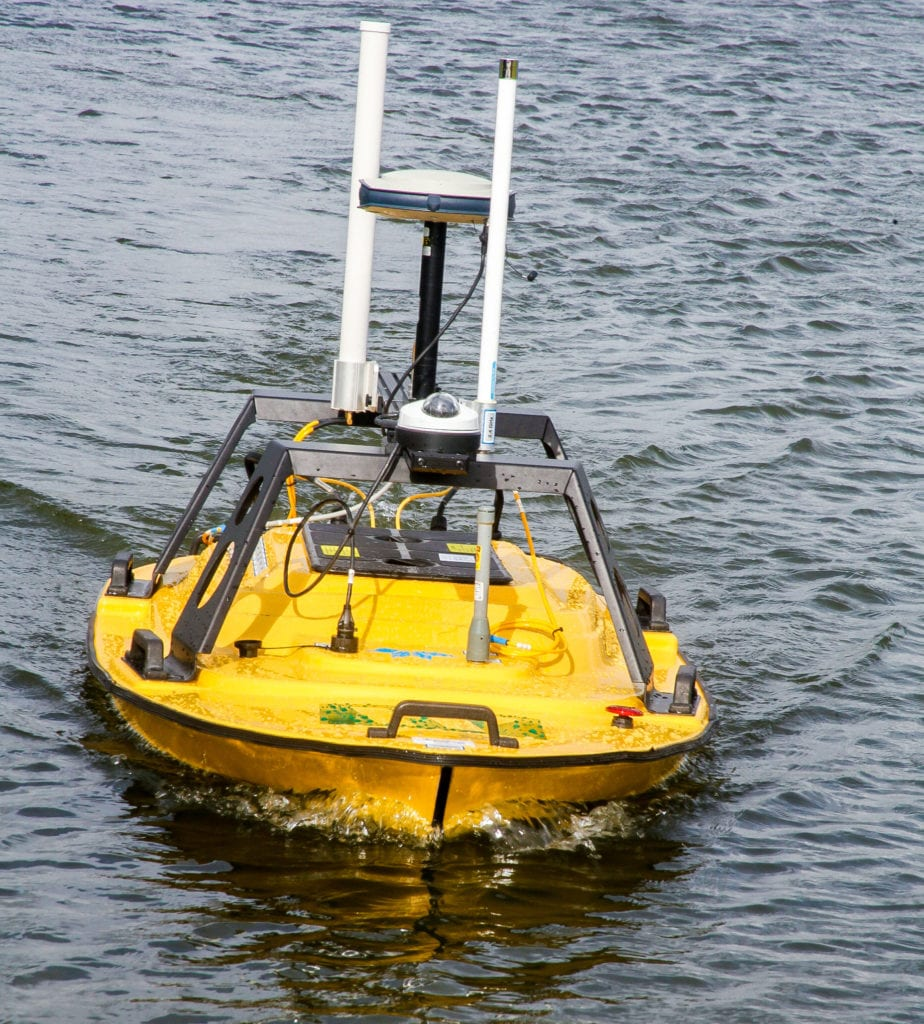 Z-Boat Hydrographic Survey Assignments