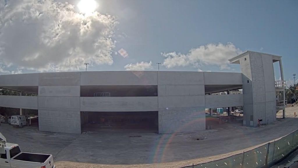 ORC Parking Webcam