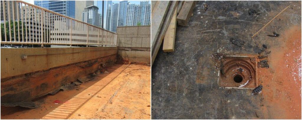 waterproofing restoration