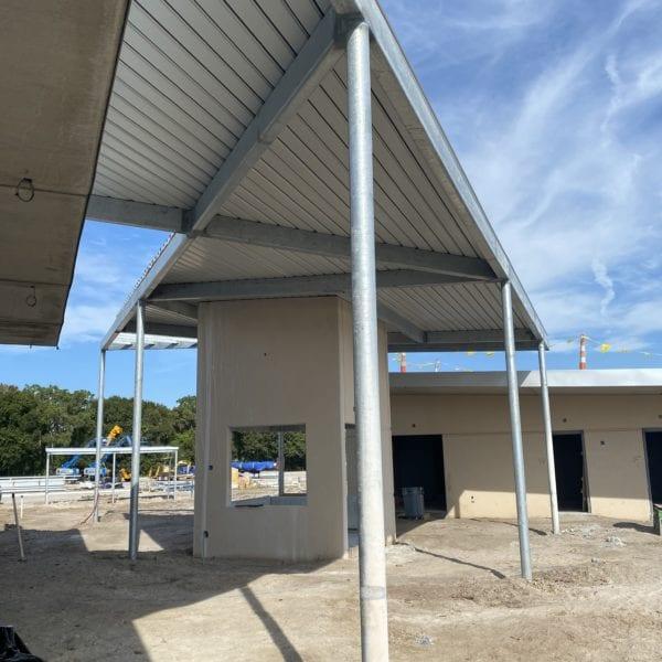 Hillsborough County Rest area