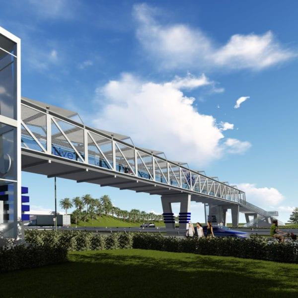 Doral Pedestrian Bridge
