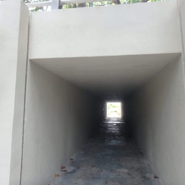 spanish river tunnel