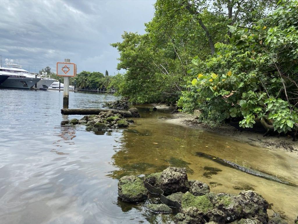Bill Keith Preserve Shoreline Restoration