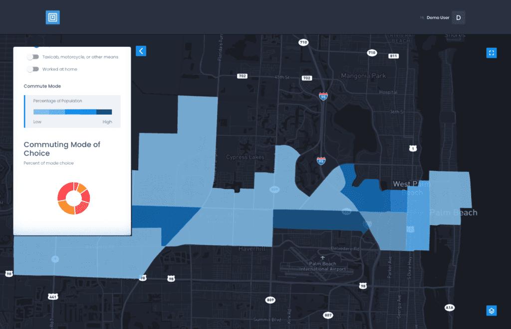 Urban SDK WGI data analytics mobility