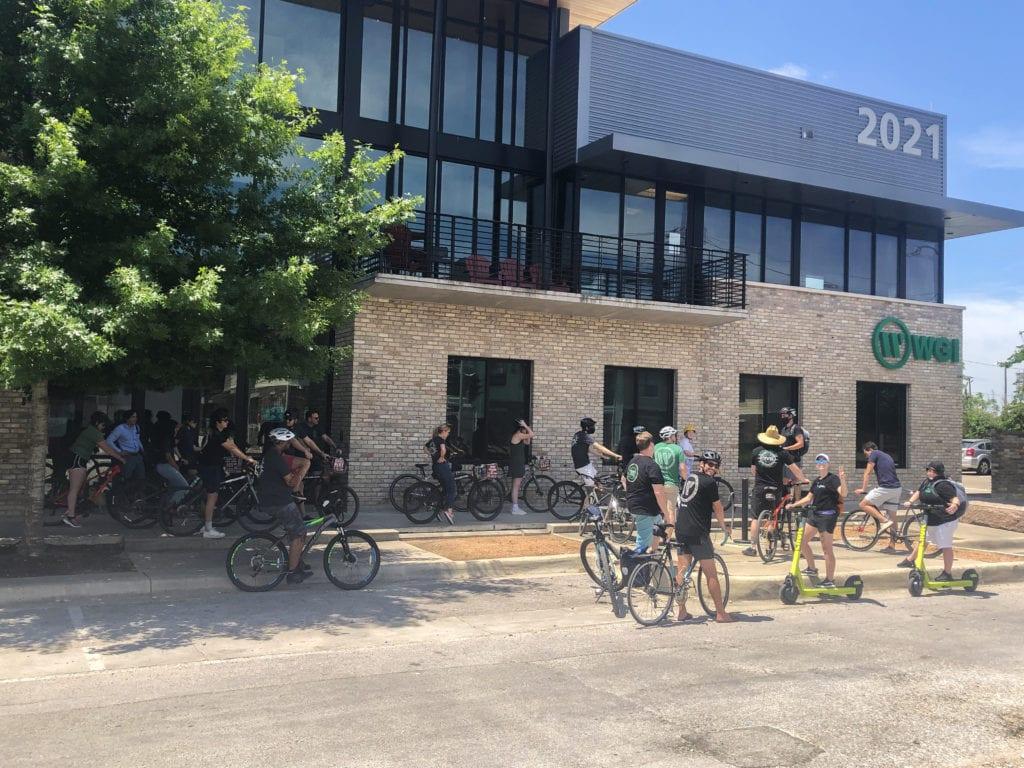 Austin Bike Tour