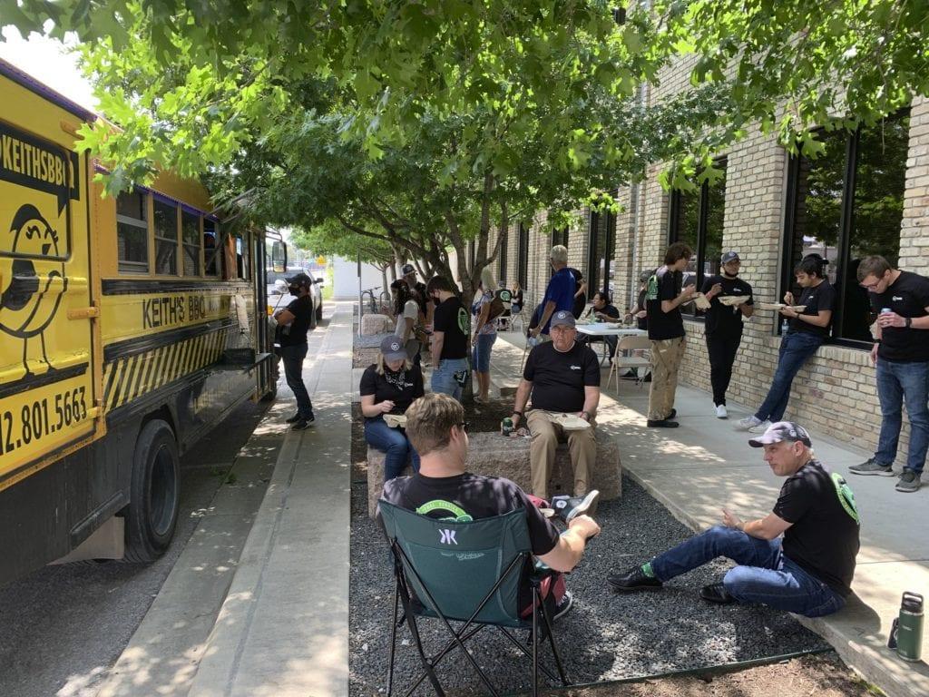 YES Week - Austin food truck