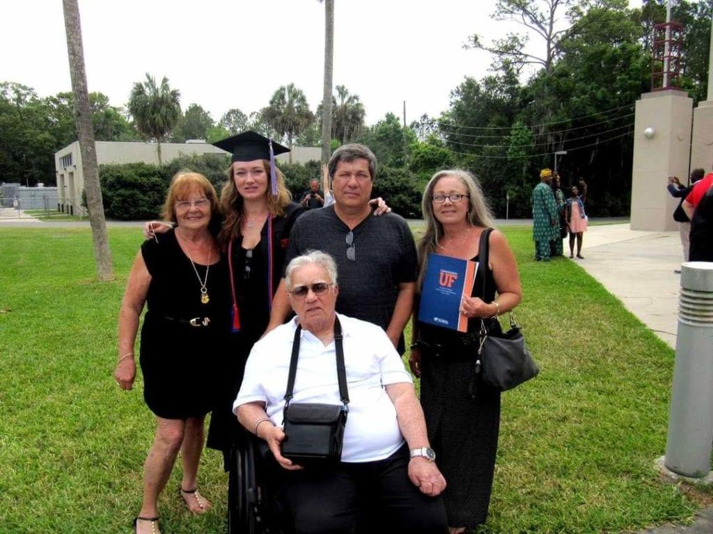 Family - graduation