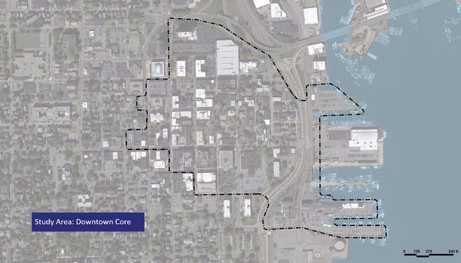 New Bedford Urban Planning