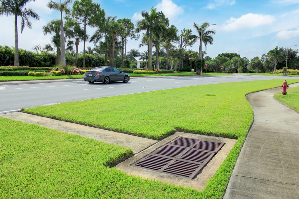 Storm sewer and drainage