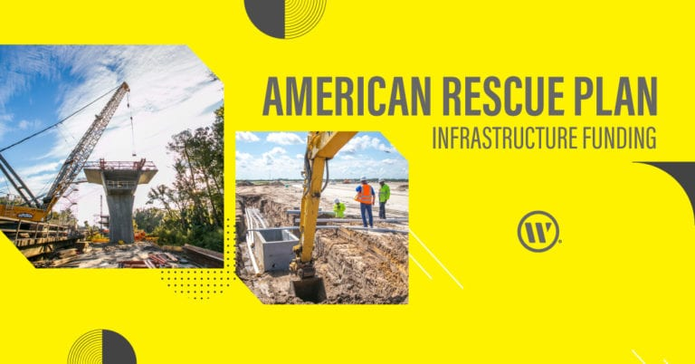 American Rescue Plan Infrastructure Funding