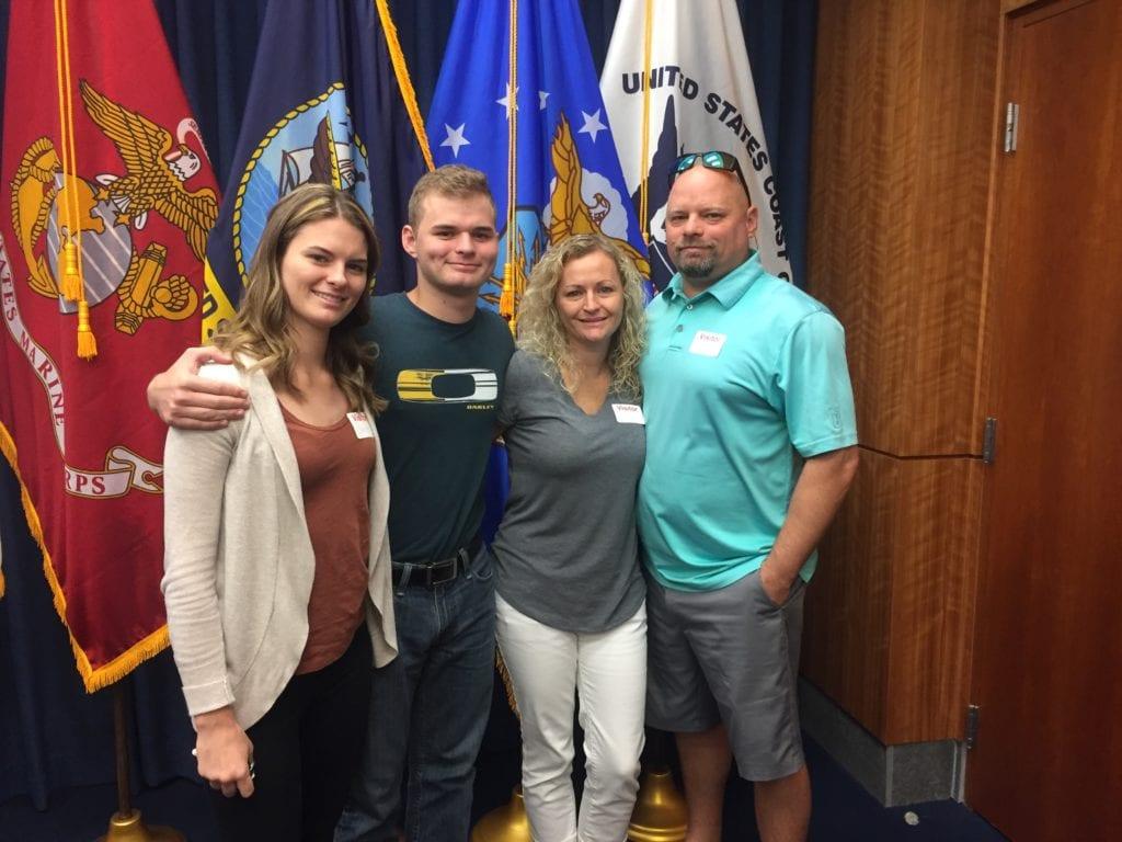 Josh Mattox AA Family