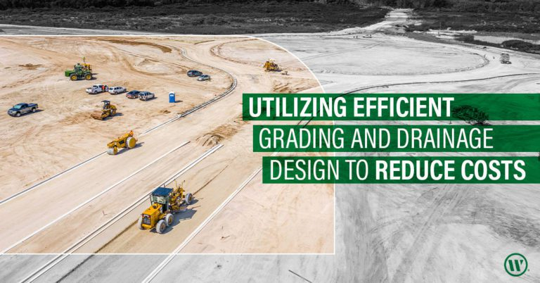 Grading and drainage SFH #5